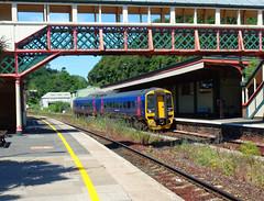 158763 Torre (1) (Marky7890) Tags: gwr 158763 class158 expresssprinter 2t14 torre railway devon rivieraline train