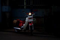 灯火 (Y.kazakด้้้้้็็็็็้้้) Tags: md90 ct110 honda postie bike 郵政カブ cub カブ