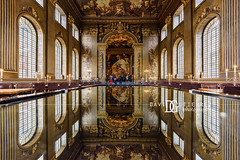 Reflect - Painted Hall, Old Royal Naval College, Greenwich, London, UK (davidgutierrez.co.uk) Tags: london photography davidgutierrezphotography city art architecture nikond810 nikon urban travel color night blue photographer tokyo paris bilbao hongkong uk interior people londonphotographer colours colour colors colourful street public buildings lights england unitedkingdom 伦敦 londyn ロンドン 런던 лондон londres londra europe beautiful cityscape davidgutierrez capital structure britain greatbritain streets d810 arts vivid vibrant ultrawideangle afsnikkor1424mmf28ged 1424mm interiors indoor paintedhall greenwich oldroyalnavalcollege details museum building landmark attraction historic reflection painted hall 倫敦