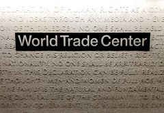 World Trade Center Subway Station (Neil Noland) Tags: groundzero worldtradecenter freedomtower lowermanhattan manhattan newyorkcity nyc bigapple newyork subway