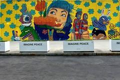 Imagine (Peace) Dragon (Neil Noland) Tags: groundzero worldtradecenter freedomtower lowermanhattan manhattan newyorkcity nyc bigapple newyork