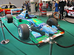 57 Benetton B194 (1994) (robertknight16) Tags: benetton british 1990s b194 byrne schumacher mildseven racecar racingcar motorsport autosport f1 formulaone gp grandprix farankfurt frankfurt2015
