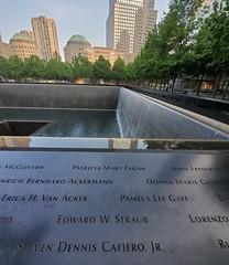 In Memoriam (Neil Noland) Tags: groundzero worldtradecenter freedomtower lowermanhattan manhattan newyorkcity nyc bigapple newyork