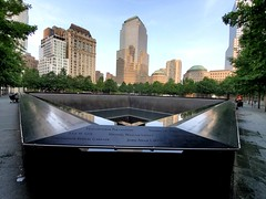 9/11 Memorial (Neil Noland) Tags: groundzero worldtradecenter freedomtower lowermanhattan manhattan newyorkcity nyc bigapple newyork