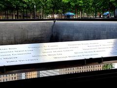 Reflect on This (Neil Noland) Tags: groundzero worldtradecenter freedomtower lowermanhattan manhattan newyorkcity nyc bigapple newyork