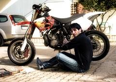 HONDA friend (driver Photographer) Tags: 摩托车,皮革,川崎,雅马哈,杜卡迪,本田,艾普瑞利亚,铃木, オートバイ、革、川崎、ヤマハ、ドゥカティ、ホンダ、アプリリア、スズキ、 aprilia cagiva honda kawasaki husqvarna ktm simson suzuki yamaha ducati daytona buell motoguzzi triumph bmw driver motorcycle leathers dainese motorrad