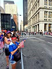 Waiting for the Procession (Neil Noland) Tags: uswnt lowermanhattan parade manhattan newyorkcity nyc bigapple newyork