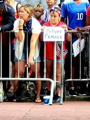 Future Female (??) (Neil Noland) Tags: uswnt lowermanhattan parade manhattan newyorkcity nyc bigapple newyork