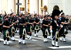 NYC Sanitation Department Bagpipe Band (Neil Noland) Tags: uswnt lowermanhattan parade manhattan newyorkcity nyc bigapple newyork