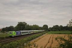FLX 193 826 - Münster (D) (Trainspotter EMST) Tags: 193826 flx flixtrain rollbahn vectron