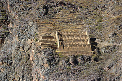 Ollantaytambo Archaeological Site (misseka) Tags: peru sacredvalley ollantaytambo mountain ruins