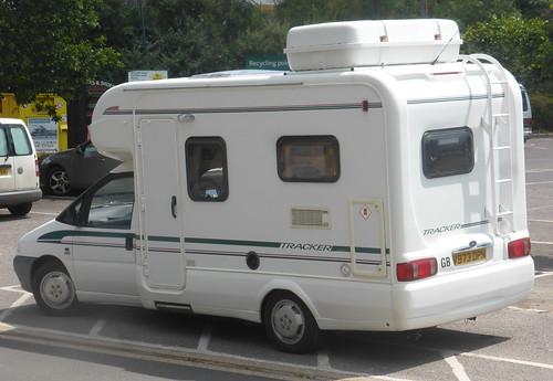 Fiat Scudo Auto-Trail Tracker (1999)