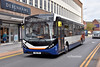 Stagecoach in Hull 26257, YW19VRE. (EYBusman) Tags: stagecoach hull kingston upon city transport khct east yorkshire midlands brooke street centre brand new alexander dennis enviro 200 dart mmc 26257 yw19vre eybusman