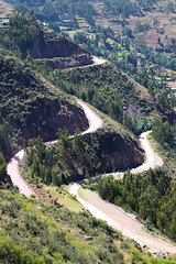 Sacred Valley (misseka) Tags: peru sacredvalley pisac road