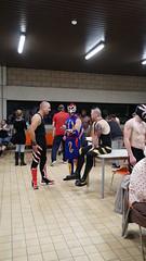 2019-07-13_22-29-51_ILCE-6500_DSC02552 (Miguel Discart (Photos Vrac)) Tags: 2019 30mm catch combatdelutte e18135mmf3556oss focallength30mm focallengthin35mmformat30mm highiso ilce6500 iso5000 luchaarena luchaarena4 lutte mea sony sonyilce6500 sonyilce6500e18135mmf3556oss sport wrestling wrestlingmatch xperiencewrestling