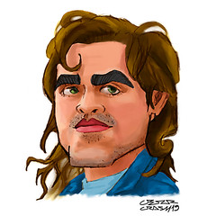 Billy Hargrove (Cesar Crash) Tags: billy strangerthings stranger things netflix dacremontgomery character drawing painting illustration photoshop pencil