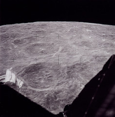 Lunar Surface (NASA APPEL Knowledge Services) Tags: apollo11moonlunarmodulelmspacecosmos surface craters grey dusty