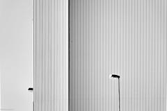 one and a half (fhenkemeyer) Tags: light facade abstract minimalistic minimalism netherlands rotterdam