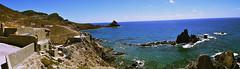 Las Sirenas del Cabo (portalealba On vacation) Tags: almería cabodegata sirenas andalucía españa spain portalealba fuji