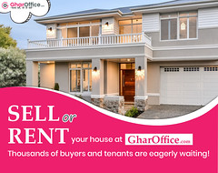 Sell, Rent Properties (gharoffice.com) Tags: properties sell rent