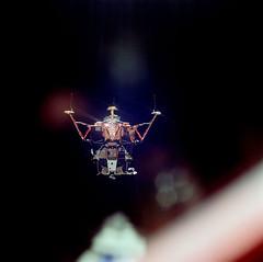 Lunar Module (NASA APPEL Knowledge Services) Tags: apollo11 moon lunarmodule lm space cosmos