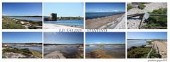 STINTINO - LE SALINE (Gina.Di) Tags: stintino lesalinestintino mare sardegna italia italy sardinia posidonia alghe stagno