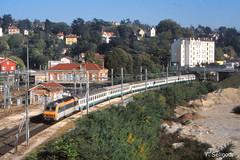 Rame italienne à Lyon Saint Clair (yvesseligour) Tags: bb26000 lyonsaintclair