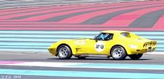 Chevrolet Corvette - Le Castellet 2019 (Ferrari-live / Franck@F-L) Tags: chevrolet corvette castellet