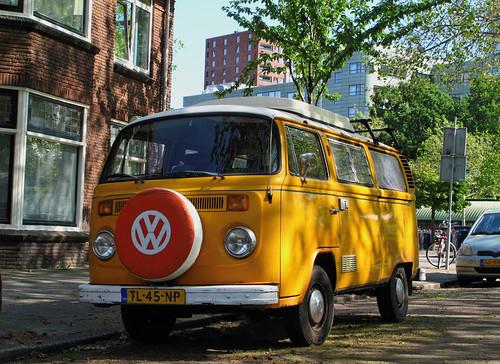 1978 Volkswagen Transporter 231011 (T2)