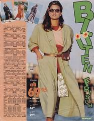 Journey into the past (betrenchcoated) Tags: coat raincoat regenmantel mantel crinclenylon sommermantel lightweight federleicht nylon