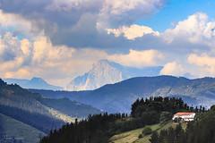 desde ixua eibar (eitb.eus) Tags: eitbcom 1804 g1 tiemponaturaleza tiempon2019 monte bizkaia abadiño vicenteguineaglezdeartaza