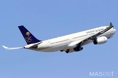 Saudia Airlines A330-300 HZ-AQ27 @ MUC (MASAviation) Tags: saudia saudi airbus airbuslovers a330 a330300 aviation avion aviationpic aviator aviationphotography spotter spotting planespotting