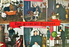 1973 Brabant (Steenvoorde Leen - 14.2 ml views) Tags: ansichtkaart briefkaart card postcard kart postkarte cardar postal tarjeta carta korespodenzkarte correspodenzkarte brefort cartolina listek korespodencni old postcards geschiedenis historie history 1973 brabant noordbrabant
