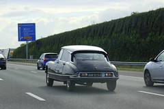1967 Citroën DS21 (Dirk A.) Tags: am5153 sidecode1 importkenteken 1967 citroën ds21