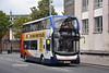 Stagecoach in Hull 11195, YW19VUR. (EYBusman) Tags: stagecoach hull kingston upon city transport khct prospect street centre brand new alexander dennis enviro 400 mmc east yorkshire 111 11195 yw19vur eybusman