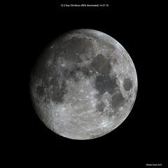 An Evening Moon (Ralph Smyth) Tags: moon skywatcher ed120 nikon d5300