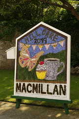 Buxton Road Well Dressing 2019 (Derbyshire Harrier) Tags: welldressing tradition petals craft 2019 town bakewell peakdistrict peakpark derbyshire whitepeak colourful buxtonroadwelldressing june summer macmillancancersupport charity