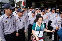 (Punksid) Tags: taiwan taipei police bodyguard fujifilm