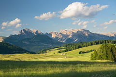 Seiseralm - Alpe di Siusi (markozorzin) Tags: italy italie dolomiten dolomites nikonz6 nikon seiseralm alpedisiusi alpedesiusi rosengarten kastelroth castelrotto alpen alps unescoworldheritage unesco southtyrol tyrol tirol