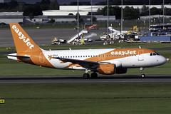 easyJet A319 G-EZAX at Birmingham Airport BHX/EGBB (dan89876) Tags: easyjet airbus a319100 a319111 a319 gezax birmingham international airport takeoff runway 15 bhx egbb