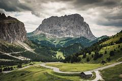 Passo Val Gardena (markozorzin) Tags: italy italie dolomiten dolomites nikonz6 nikon seiseralm alpedisiusi alpedesiusi rosengarten kastelroth castelrotto alpen alps unescoworldheritage unesco southtyrol tyrol tirol valgardena gardena passovalgardena