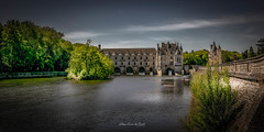 Chenonceau 2019 (EBoss Fotografie) Tags: chenonceaux indreetloire frankrijk tours france chenonceau castle chateau water travel tourism canon clouds architecture loire soe twop supershot