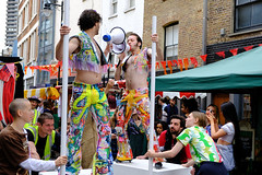 Whitecross Street Festival, London (Conan500) Tags: street people music london art festive artist fuji performance sound fujifilm colourful act xt2
