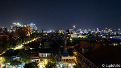 Night time in Phnom Penh
