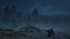 Days Gone (Den7on) Tags: daysgone siebendstudio sony playstation4 unrealengine4 road fog night mist