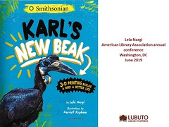 Karl's New Beak (Lubuto Library Partners) Tags: lubutolibrarypartners lubutolibraries publiclibraries lubuto library africa zambia children youth ovc inscribedbooks authors signatures childrensbooks childrensliterature