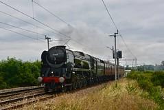 35018 on 5Z35 (lewispix) Tags: mn 462 35018 steam locomotive