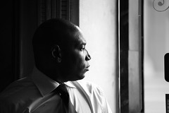 "Portero del ""Floridita"", La Habana, Cuba. (Carlos Arriero) Tags: lahabana cuba lafloridita havana retrato portrait blackandwhite bw blancoynegro bn monochrome noiretblanc carlosarriero nikon d800e 2470f28 contraste people personas tamron f28"