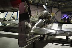 North American P-51D Mustang (413317) (Bri_J) Tags: rafmuseum hendon london uk museum airmuseum aviationmuseum nikon d7500 northamerican p51 mustang 413317 fighter wwii usaaf