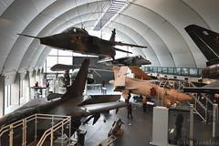 Tornado, Jaguar and Buccaneer (Bri_J) Tags: rafmuseum hendon london uk museum airmuseum aviationmuseum nikon d7500 tornado jaguar buccaneer jet strikeaircraft raf